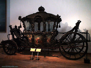Photo: austria, travel, carriage, museum, schonbrunn, vienna, wien