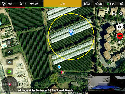 Litchi for DJI Phantom 2- screenshot thumbnail