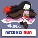 Cute Nezuko Run Adventure icon