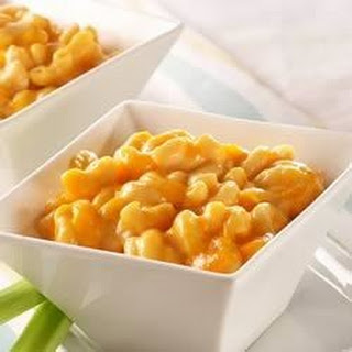Traditional Macaroni and Cheese.