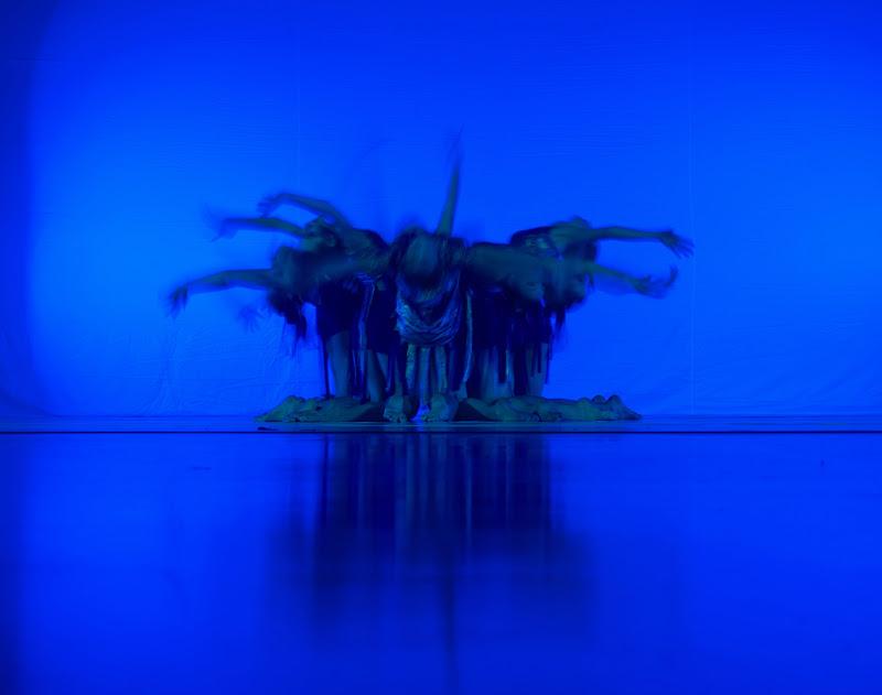 danza in blu di danielegulberti