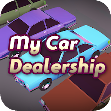 My Car Dealership APK poster