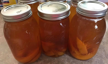 Peach Cobbler Moonshine is a Summer Treat All Year Round