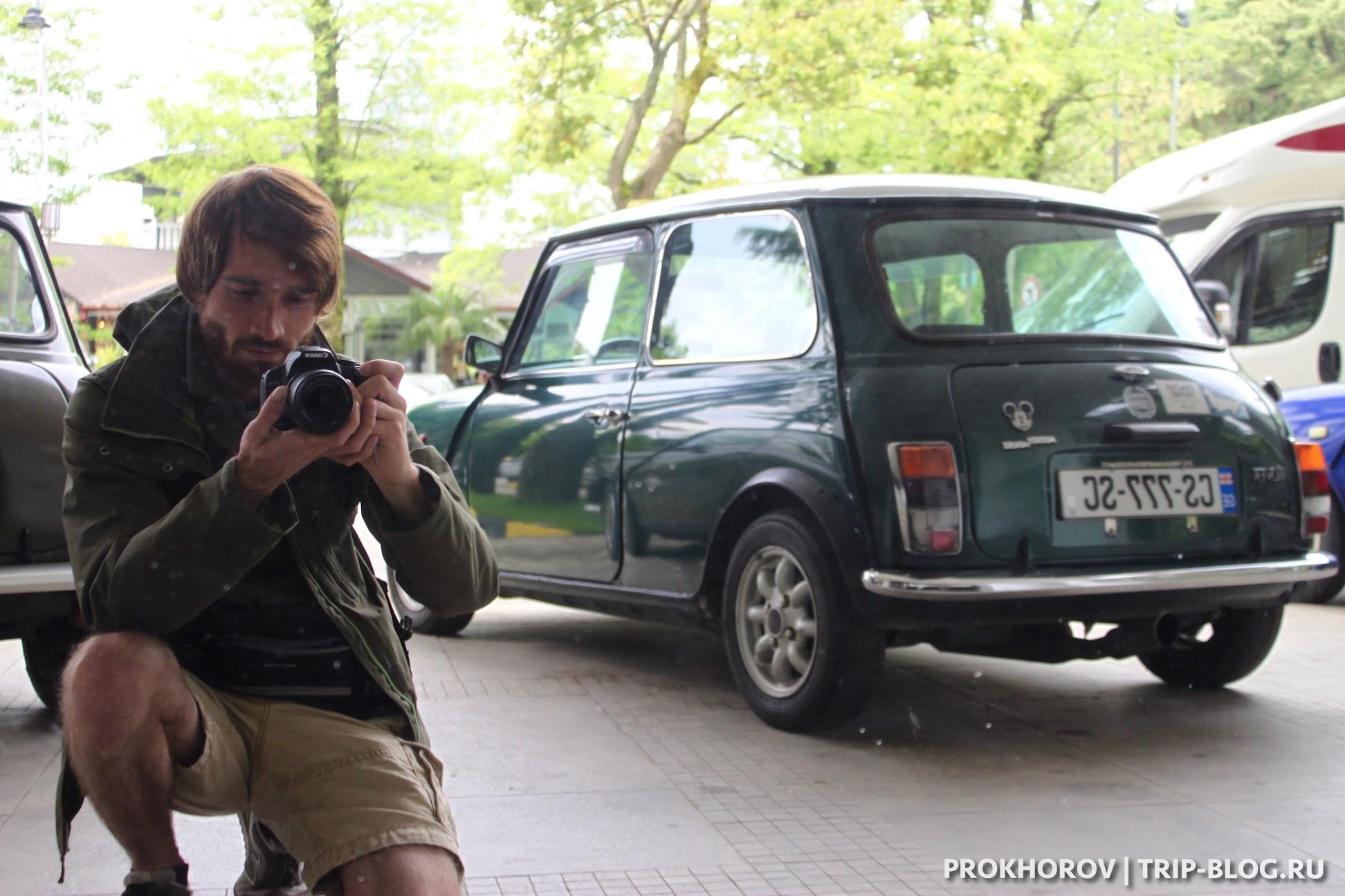 блогер Сергей Прохоров