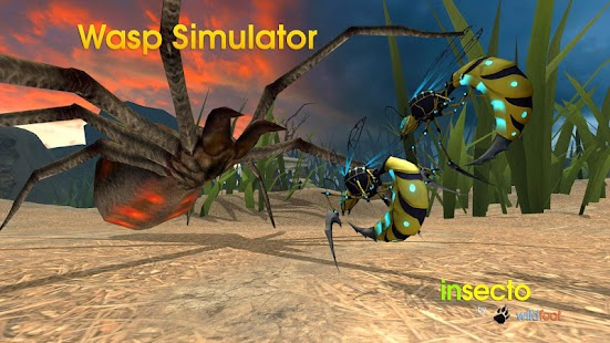 Wasp Simulator screenshot