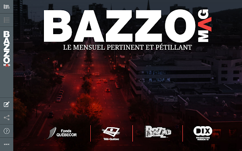 BazzoMag- screenshot thumbnail