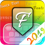 Fancy Keyboard Fancy Stylish Fonts Pro - 2019 Icon