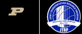 Purdue University JTRP logo