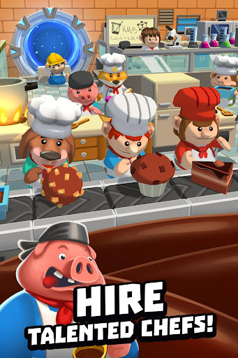 Idle Cooking Tycoon - Tap Chef 1.23 screenshots 17
