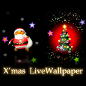 X*mas LiveWallpaper Trial icon