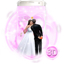 3D Valentine Love Theme icon