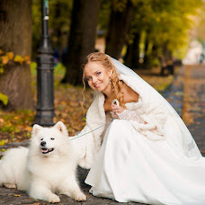 Wedding photographer Vladislav Kucherenko (VladHorror). Photo of 20.10.2015