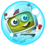 Hubble Bubbles Icon