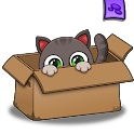 Oliver the Virtual Cat icon