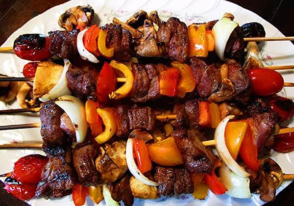 Steak Kabobs Recipe