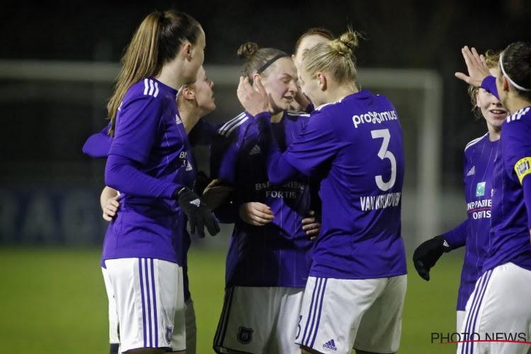 ? Anderlecht stelt zijn fanshop voor ... met dank aan de vrouwen