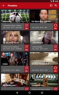 Save.TV für Android Screenshot