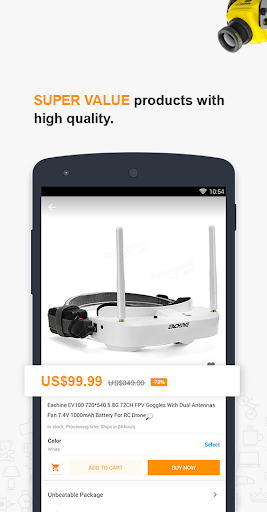 Banggood - New user get  10% OFF  coupon 5.6.5 screenshots 6
