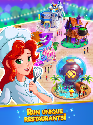Chef Rescue - Cooking & Restaurant Management Game 2.12.2 Screenshots 9
