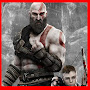 Wallpapers of Gow-kratos in HD APK icon