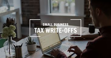 Business Tax Write-Offs - Facebook Event Cover Template