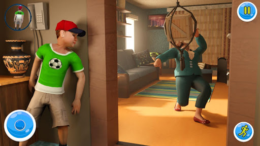 Hello Scary School Teacher 3D u2013 Spooky Games 1.0.0 screenshots 3