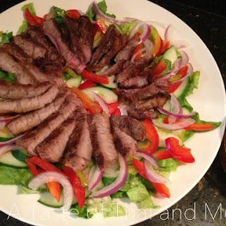 Thai Beef Salad – Yum Nua