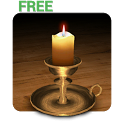 3D Melting Candle Free icon