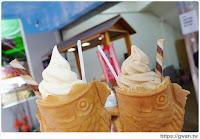 東海-鯛魚燒霜淇淋