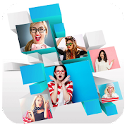 3D Pic Collage Maker, Photo Editor - Foto Collage