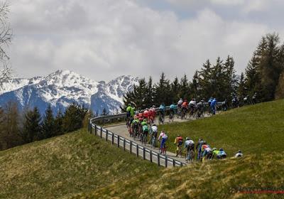 UCI bestraft maar liefst 56 renners in Tour of the Alps met geldboete