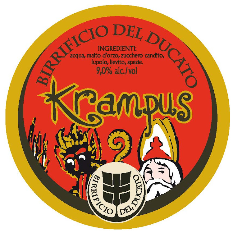 Logo of Birrificio Del Ducato Krampus