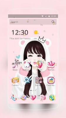 Anime Theme for Samsung J7 - screenshot