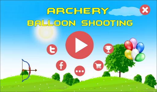 Archery Balloon Shooting