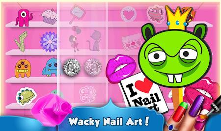 Princess Nail Salon 1.1.3 screenshot 1724185