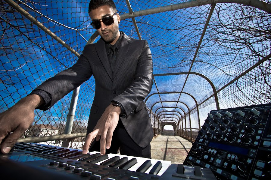 Dj Budi by Ben Porway - People Musicians & Entertainers ( keyboard, piano, dj, musician, man )