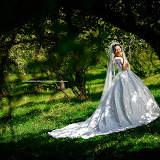 Wedding photographer Aleksandra Romanchenko (photo2012). Photo of 28.05.2018