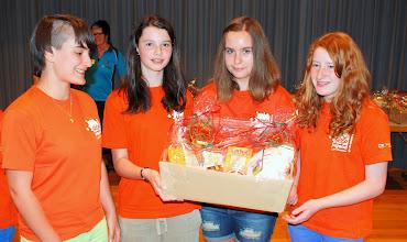 Photo: Die Rema-Fräuleins sind die Sieger der Kategorie Help
