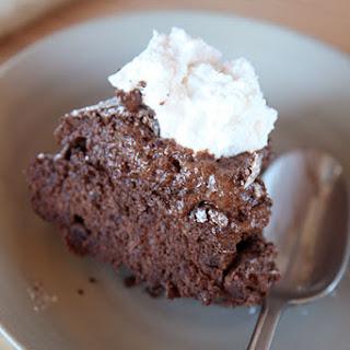 Keto Chocolate Souffle'.