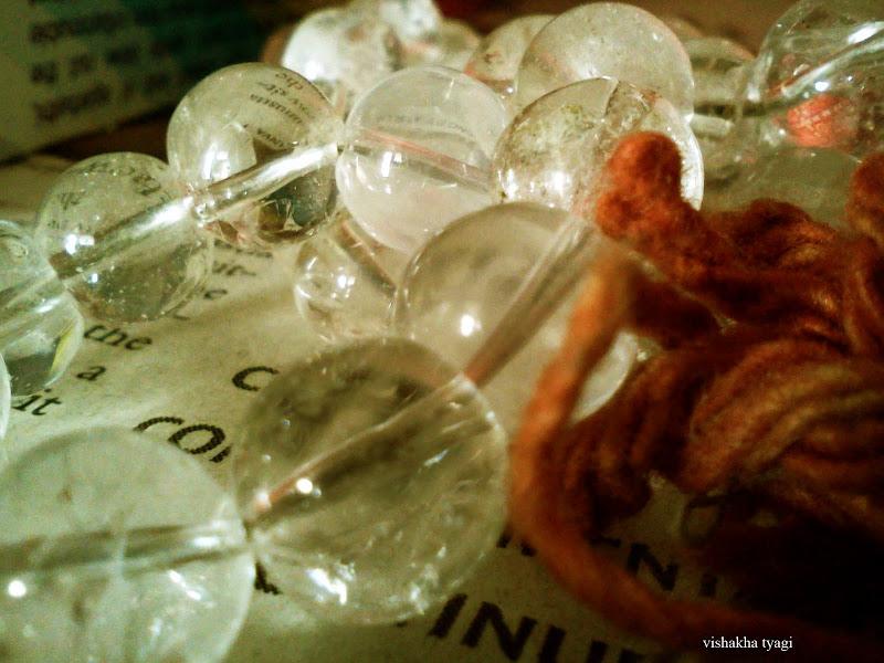 Photo: Beads.