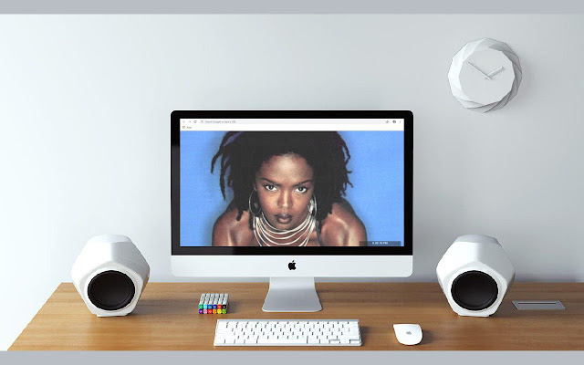 Lauryn Hill New Tab & Wallpapers Collection