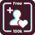 Get Fans Likes and Followers for TikTk Free icon