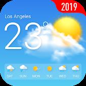 dự báo thời tiết hàng ngày Mod