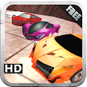 Hill Climb Stunt Racing Car 3D icon