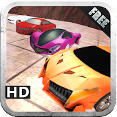Hill Climb Stunt Racing Car 3D