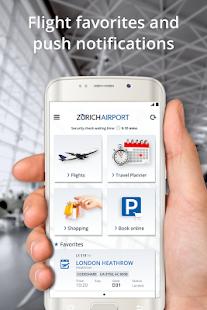 Zurich Airport / ZRH - náhled