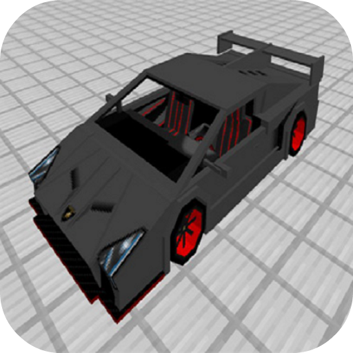 Lambo-V Sports Mod for MCPE