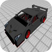 Lambo-V Sports Mod For MCPE Android APK Download Free By Vcraftmodsstudio