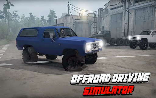 Code Triche Offroad Driving Simulation 4x4 Land Cruiser Xtreme APK MOD screenshots 3