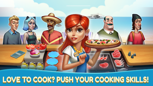 Cooking Games - Fast Food Fever & Restaurant Chef - screenshot